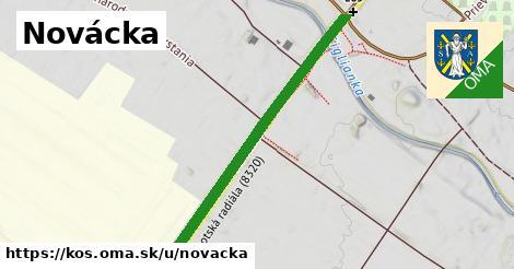 ilustrácia k Novácka, Koš - 480m