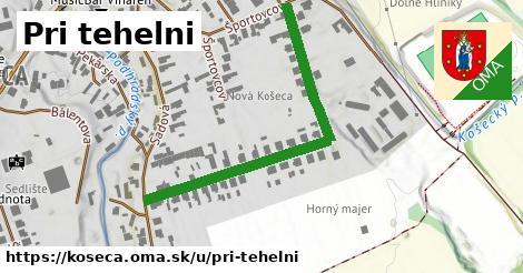 ilustrácia k Pri tehelni, Košeca - 481m