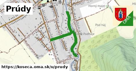 ilustrácia k Prúdy, Košeca - 622m