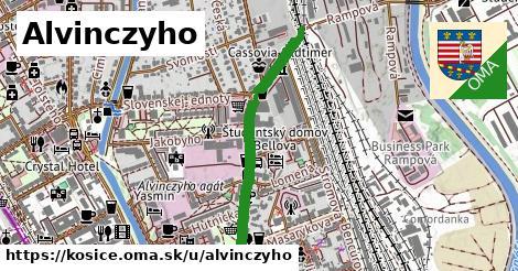 ilustrácia k Alvinczyho, Košice - 682m