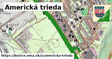 ilustrácia k Americká trieda, Košice - 3,6km