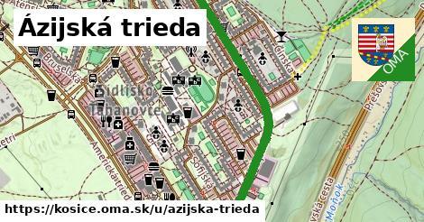 ilustrácia k Ázijská trieda, Košice - 1,50km