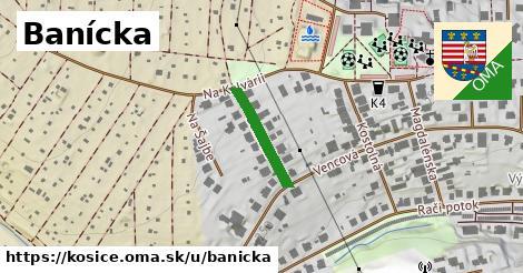 ilustrácia k Banícka, Košice - 161m