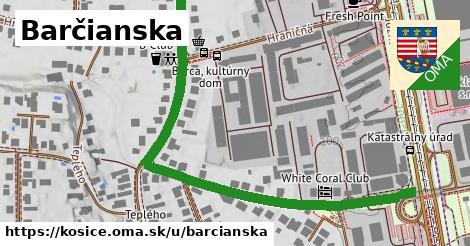ilustrácia k Barčianska, Košice - 0,91km