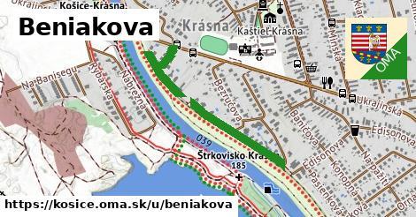 ilustrácia k Beniakova, Košice - 0,71km