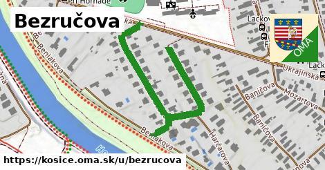 ilustrácia k Bezručova, Košice - 574m