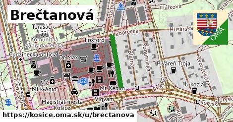 ilustrácia k Brečtanová, Košice - 193m