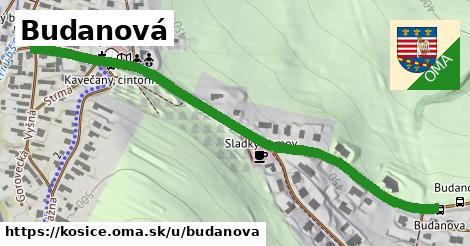ilustrácia k Budanová, Košice - 0,70km