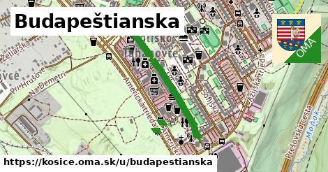 ilustrácia k Budapeštianska, Košice - 671m