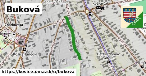 ilustrácia k Buková, Košice - 267m