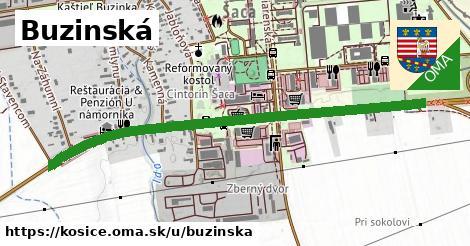 ilustrácia k Buzinská, Košice - 0,75km