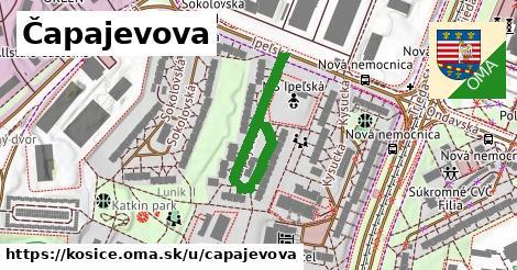 ilustrácia k Čapajevova, Košice - 338m