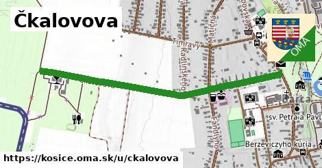 ilustrácia k Čkalovova, Košice - 1,14km