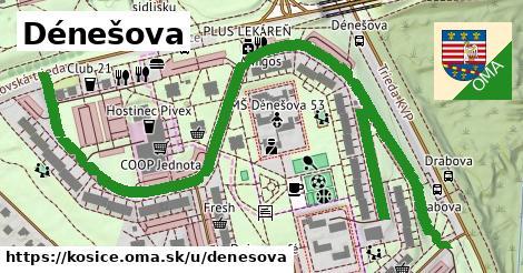 ilustračný obrázok k Dénešova, Košice