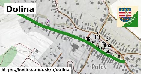 ilustrácia k Ulica Dolina, Košice - 631m