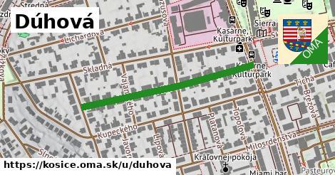 ilustrácia k Dúhová, Košice - 392m