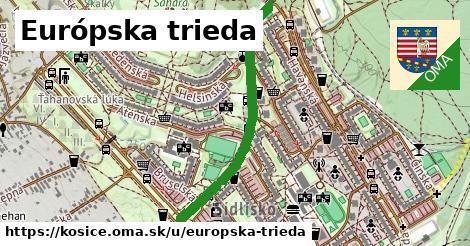 ilustrácia k Európska trieda, Košice - 0,80km