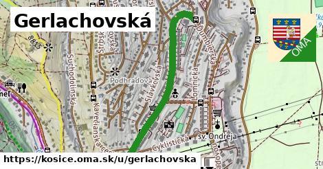 ilustrácia k Gerlachovská, Košice - 0,81km