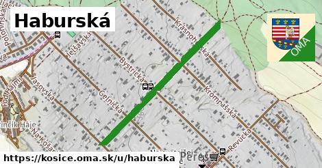 ilustrácia k Haburská, Košice - 0,78km