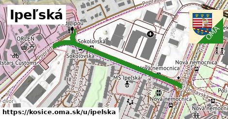 ilustrácia k Ipeľská, Košice - 493m