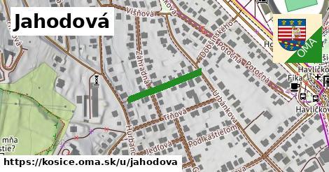 ilustrácia k Jahodová, Košice - 176m