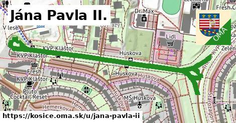 ilustrácia k Jána Pavla II., Košice - 0,77km