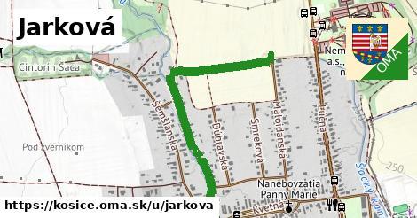 ilustrácia k Jarková, Košice - 0,94km