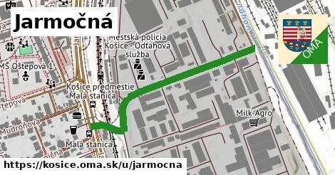 ilustrácia k Jarmočná, Košice - 453m
