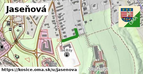 ilustrácia k Jaseňová, Košice - 128m