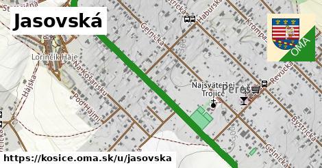 ilustrácia k Jasovská, Košice - 1,72km