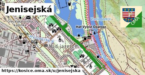 ilustrácia k Jenisejská, Košice - 0,90km