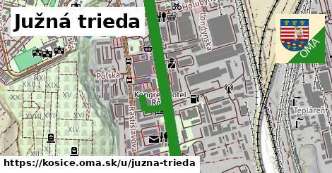 ilustrácia k Južná trieda, Košice - 7,4km