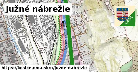 ilustrácia k Južné nábrežie, Košice - 387m