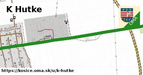 ilustrácia k K Hutke, Košice - 0,95km
