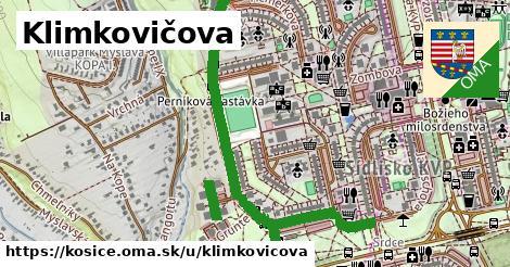 ilustrácia k Klimkovičova, Košice - 1,58km