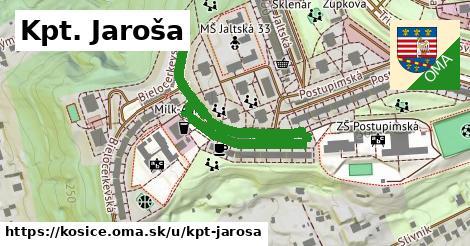 ilustrácia k Kpt. Jaroša, Košice - 543m