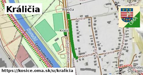 ilustrácia k Králičia, Košice - 209m