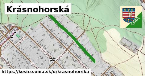 ilustrácia k Krásnohorská, Košice - 660m