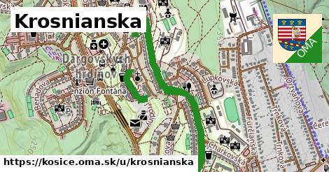 ilustrácia k Krosnianska, Košice - 1,34km