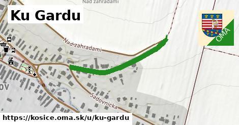 ilustrácia k Ku Gardu, Košice - 334m