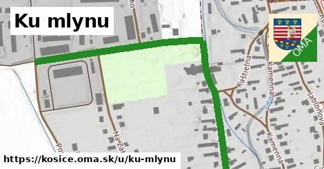 ilustrácia k Ku mlynu, Košice - 0,81km