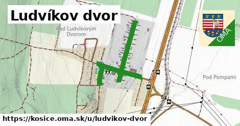 ilustrácia k Ludvíkov dvor, Košice - 0,80km