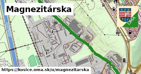 ilustrácia k Magnezitárska, Košice - 2,3km