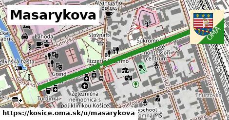 ilustrácia k Masarykova, Košice - 528m
