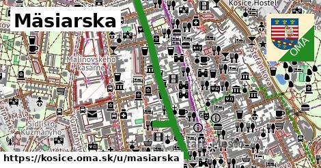 ilustrácia k Mäsiarska, Košice - 0,90km