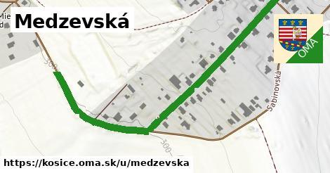 ilustrácia k Medzevská, Košice - 681m
