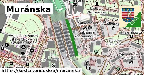 ilustrácia k Muránska, Košice - 198m
