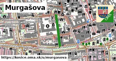 ilustrácia k Murgašova, Košice - 208m