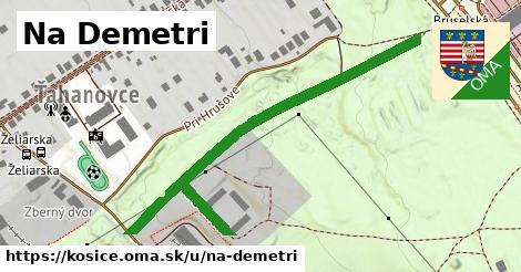 ilustrácia k Na Demetri, Košice - 504m