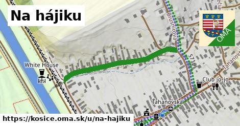 ilustrácia k Na hájiku, Košice - 370m